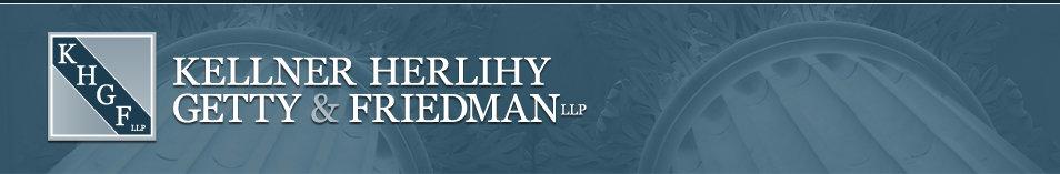 Kellner Herlihy Getty & Friedman LLP